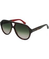 Gucci Mens gg0159s 004 56 okulary przeciwsłoneczne