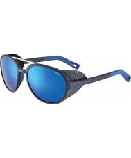 Cebe Cbsum2 szczyt czarne okulary przeciwsłoneczne