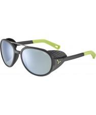Cebe Cbsum4 szczyt czarne okulary przeciwsłoneczne