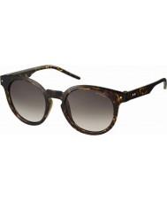 Polaroid Męskie pld2036-S 086 94 ciemne Havana spolaryzowane okulary