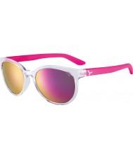 Cebe Cbsunri1 sunrise półprzezroczyste różowe okulary