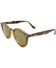 RayBan Rb2180 49 Highstreet ciemne okulary Havana 710-73
