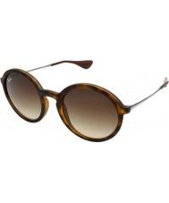 RayBan Rb4222 50 młodzik gumy pokrzywnik 865-13 okulary
