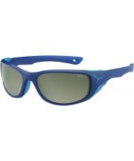 Cebe Jorasses średnio matowy ciemny niebieski variochrom peak błysk okularów