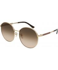 Gucci Gg0206sk 003 58 okulary przeciwsłoneczne