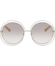 Chloe Damskie ce114sd 724 58 carlina sunglasses