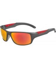 Bolle 12441 wibro-szare okulary przeciwsłoneczne