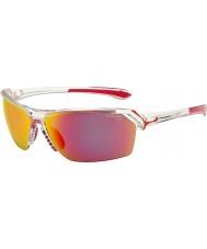 Cebe Dziki kryształowe różowe okulary
