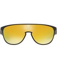 Oakley Oo9318-06 trillbe czarny matowy - 24k iryd okulary