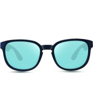 Revo Re1028 kash granatowy szary Atlantic - blue water spolaryzowane okulary
