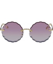 Chloe Damskie okulary przeciwsłoneczne ce142s 818 60 rosie
