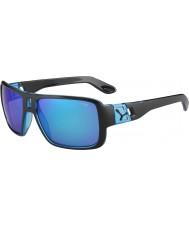 Cebe Lam czarny matowy 1500 szara lampa lustro niebieskie okulary