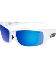 Dirty Dog 53241 białe okulary przeciwsłoneczne