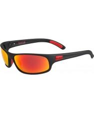 Bolle 12447 czarne okulary anakonda