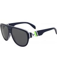 Cebe Miami ciemny niebieski zielony 1500 szara Flash lustrzane okulary