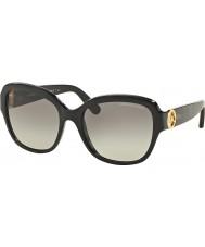 Michael Kors Mk6027 55 Tabitha iii czarny brokat 309911 okulary