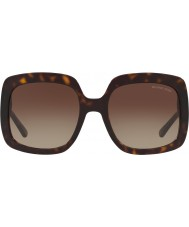 Michael Kors Mk2036 55 Port mgły ciemne okulary pokrzywnik 300613