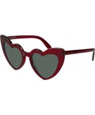 Saint Laurent Panie sl 181 loulou 002 54 okulary przeciwsłoneczne
