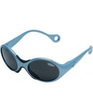 Cebe 1973 (wiek 1-3) błyszczące metalowe jasnoniebieskich 2000 szare okulary