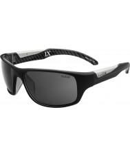 Bolle Vibe błyszczące czarne TP9 spolaryzowane okulary TNS