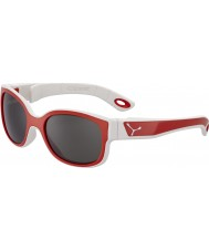 Cebe Cbspies4 szpieguje czerwone okulary przeciwsłoneczne