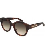 Gucci Kobiety gg0207s 002 51 okulary przeciwsłoneczne