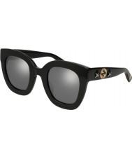 Gucci Kobiety gg0208s 002 49 okulary przeciwsłoneczne