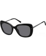 Polaroid pld4044-ów Women cvs Y2 czarne okulary polaryzacyjne rutenu