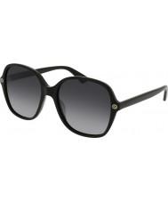 Gucci Kobiety gg0092s 001 okulary przeciwsłoneczne