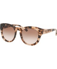 Michael Kors Mk2037 50 letni wiatr różowe okulary szylkret 322513