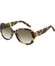 Marc Jacobs Panie Marc 111-S o2v cc glittery Havana okulary