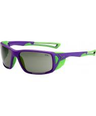 Cebe Proguide fioletowy zielony variochrom szczytowe okulary