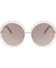 Chloe Damskie ce114sd 769 carlina sunglasses
