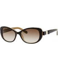 Kate Spade New York Panie Chandry-S y1g Y6 Hawana złote okulary