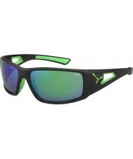 Cebe Sesja czarny zielony 1500 szary lustro zielone okulary