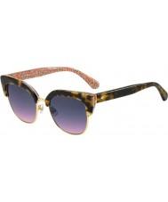 Kate Spade New York Ladies karri-s 2nl ff okulary przeciwsłoneczne