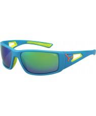 Cebe Sesja niebieski pomarańczowy 1500 szary lustro zielone okulary