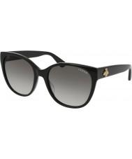 Gucci Kobiety gg0097s 001 okulary przeciwsłoneczne