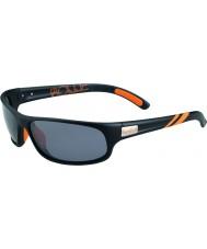 Bolle 12201 anaconda czarne okulary słoneczne