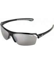Cebe Dzikie błyszczące czarne okulary