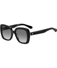 Kate Spade New York Ladies krystalyn-s 807 9o okulary przeciwsłoneczne