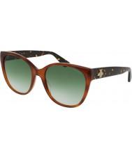Gucci Kobiety gg0097s 003 okulary przeciwsłoneczne