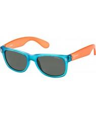Polaroid Dzieci p0115 89T y2 niebieski pomarańczowy spolaryzowane okulary