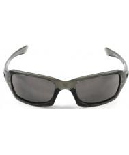 Oakley Oo9238-05 piątki kwadratu szarego dymu - ciepłe szare okulary