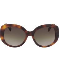 Longchamp Panie lo601s 214 55 okulary przeciwsłoneczne