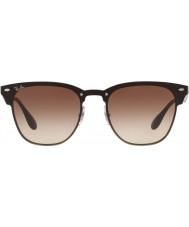 RayBan Blaze clubmaster rb3576n 41 041 13 okulary przeciwsłoneczne