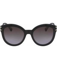Longchamp Damskie lo604s 001 55 okulary przeciwsłoneczne