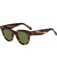 Celine Panie cl 41053-s 9rh 1e szylkret okulary