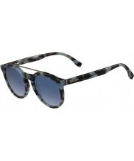 Lacoste L821s lazurowe okulary Hawana