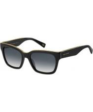 Marc Jacobs Ladies marc 163-s 807 9o okulary przeciwsłoneczne